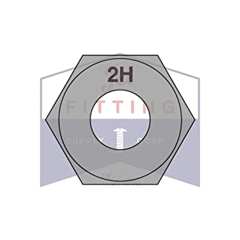 - Plain 3//4-10 Heavy Hex Nuts Structural The best fasteners 25