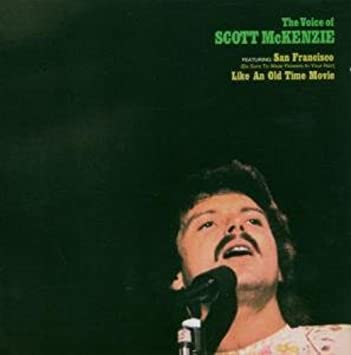 amazon the voice of scott mckenzie scott mckenzie ポップス 音楽
