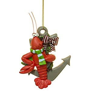41wTMXDHFIL._SS300_ 75+ Anchor Christmas Ornaments