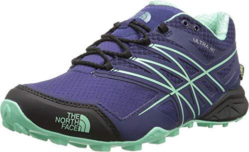The North Face Ultra MT GTX Shoe Womens Astral Aura Blue/Surf Green 8