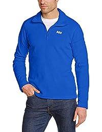 Men's Daybreaker Lightweight Half Zip Fleece Pullover Jacket