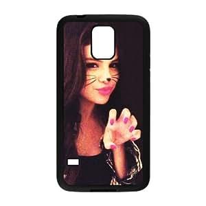 LSQDIY(R) Selena Gomez SamSung Galaxy S5 I9600 Custom Case, High-quality SamSung Galaxy S5 I9600 Case Selena Gomez