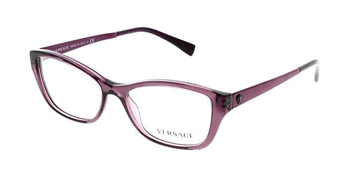6ca23dd93a6 Image Unavailable. Image not available for. Color  Versace VE3236 Eyeglasses  ...