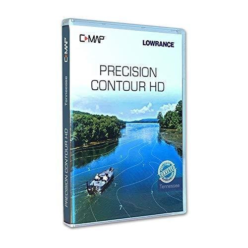 C-MAP Precision Contour HD - Tennessee ()