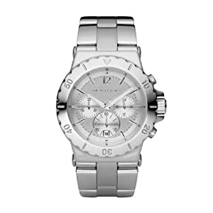 Michael Kors MK5312 - Reloj de mujer de cuarzo, correa de acero inoxidable color plata