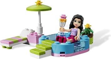 LEGO Friends 3931 - La Piscina de Emma