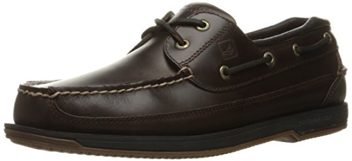Sperry Top-sider Mens Noleggio 2-eye Withasv Scarpa Barca Amaretto