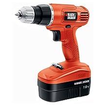 BLACK + DECKER GC181C 18-Volt Drill/Driver