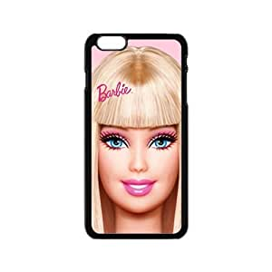 Lovely Barbie doll Cell Phone Case for Iphone 6