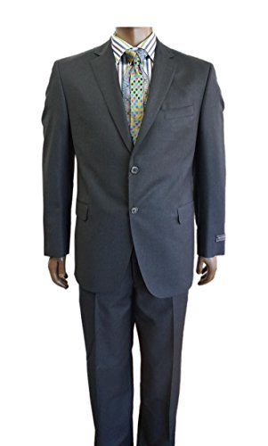 Jack Victor Wool Deisgner Single Breasted 2 button Double Vent Suit