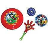 Amscan 996003 - Juego de regalos para fiestas con diseño de Mickey Mouse (24 piezas)