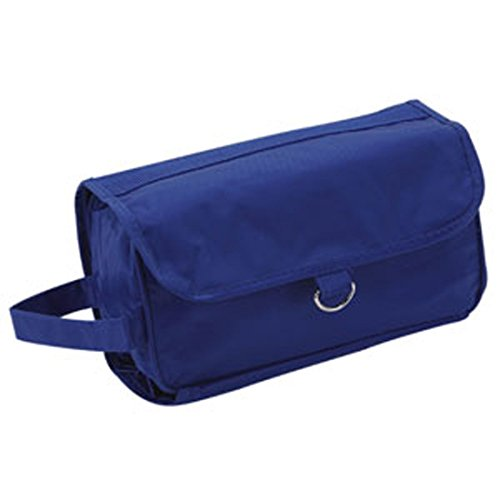Deluxe Hanging Toiletry Bag/Travel Bag/Packing Organizers (Royal Blue)