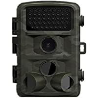 Waterproof TFT Color Screen HD 1080P Hunting Trail Camera 12MP Infrared Night Vision Scouting Wildlife Motion Detection