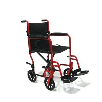 Amazon.com: Rollo Movilidad Aluminio Ligero Transporte Silla ...