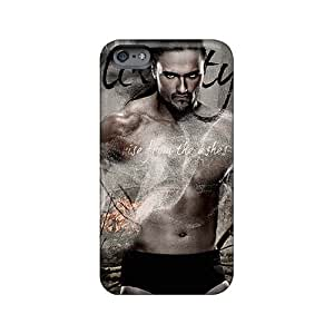 High Quality Hard Phone Case For Iphone 6plus (XCP6664AjGd) Unique Design Vivid Rise Against Skin