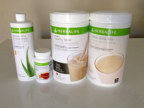 Herbalife QUICK COMBO with PDM - Formula 1 Healthy Meal S...