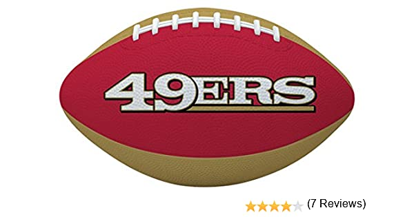 The Licensed Products Co. Balón de fútbol Americano NFL San ...