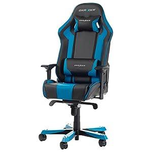 DX Racer King Gaming - Sedia ergonomica da scrivania