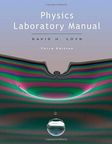 amazon com physics lab manual 9780495114529 david loyd books rh amazon com Serway Physics PDF Serway Physics 8th Edition PDF