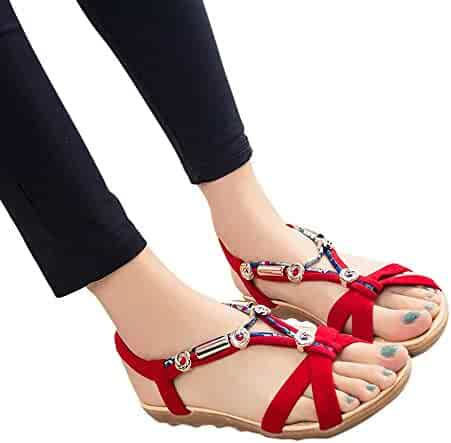c99cfa0e9cab8 Shopping Red or Pink - Shoes - Women - Clothing, Shoes & Jewelry on ...