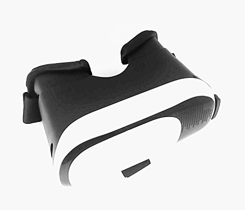 BEST Seller VR Mask Virtual Reality Viewer for Mobile Phones Glasses Support iPhone Samsung and Other 3.5-6 Inch Smart Phones (Best Halloween Themed Movies)