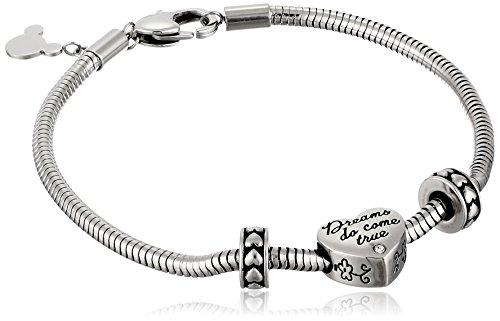 Disney Stainless Bracelet Starter Stoppers
