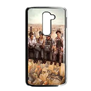 New York Workers MBP LG G2 Cell Phone Case Black toy pxf005_5818552