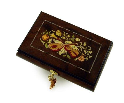 大洲市 Timeless 22注意Hand Floral Crafted Musical - 1 Instrument and Floral Inlay Musicalジュエリーボックス 11. Wedding March - 1 Available MBA801MUSVIOLINNO-22NOTE B075FFFVLK 0-Choose Songs-0, 熊本椎茸:c10711d9 --- svecha37.ru