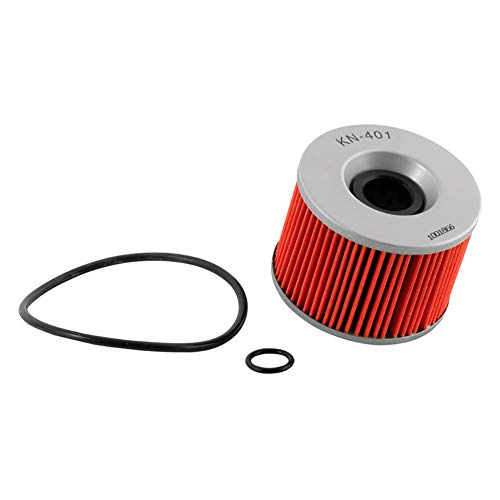 K&N KN-556 Powersports High Performance Oil Filter