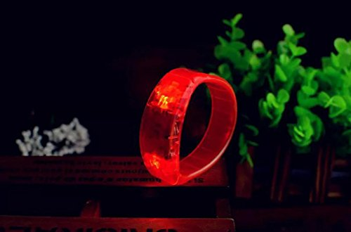 Voice Activated Led Lights - 8
