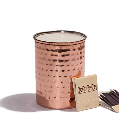 EastWest Bottlers - Moonshine Candle, a Handsome + Masculine Addition