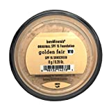 Bare Escentuals Face Care 0.28 Oz Bareminerals Original Spf 15 Foundation - # Golden Fair (W10) For Women
