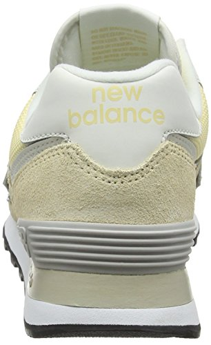 New white Balance Vanilla Vanilla Cra Trainers 574v2 Women's Off 66qHwXrd