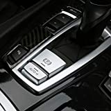 ABS Chrome Electronic Hand Brake P Button