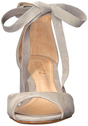 Nere Dress Women SCHUTZ Cement Sandal SFC56w