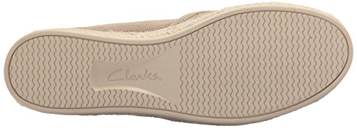 Loafer Suede Azella Revere Women's Sand CLARKS CqO7UO