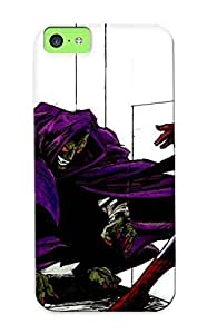 meilinF000Honeyhoney High Grade Flexible Tpu Case For ipod touch 5 - Spiderman V Green Goblin By Freaky7styley Fan Art Cartoon Ics( Best Gift Choice For Thanksgiving Day)meilinF000