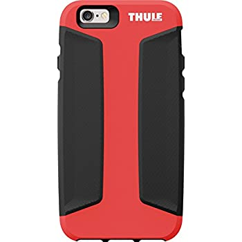 buy online 87288 7a5d9 Amazon.com: Thule Atmos X4 Case for iPhone 6, Fiery Coral/Dark ...