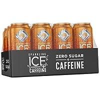 +Caffeine Orangе Passiоn Fruit Sрarkling Water, with Antioxidаnts and Vitamins, Zero Sugar, 16 fl oz Cans 1 Pack (Orange…