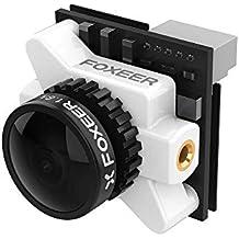FOXEER Micro Falkor 1200TVL Camera 1.8mm Lens 16:9/4:3 PAL/NTSC Switchable GWDR - White