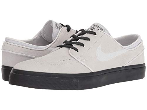 [NIKE(ナイキ)] メンズランニングシューズ?スニーカー?靴 Zoom Stefan Janoski Suede Vast Grey/Vast Grey/Black 9.5 (27.5cm) D - Medium