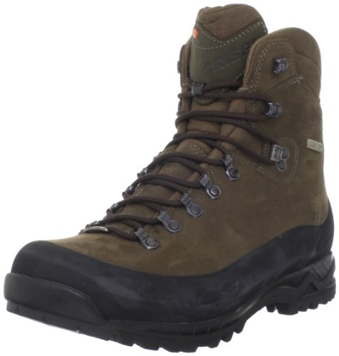 Anfibi Crispi NEVADA LEGEND GTX in pelle Nabuk idrorepellente e GORE-TEX Marrone