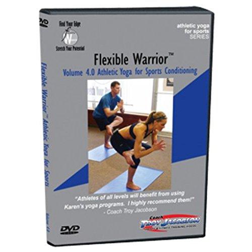 Spinervals Flexible Warrior 4.0 Athletic Yoga for Sports DVD