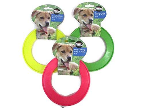 (happypet) Hoop La Hoop Throw and Fetch Dog Toy Large Happy Pet 12904