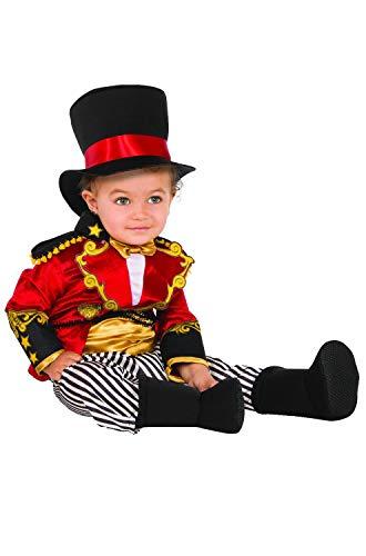 Baby Strongman Costume (Rubie's Ringmaster Baby,)