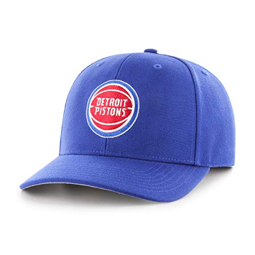 OTS NBA Detroit Pistons Male All-Star Dp Adjustable Hat, Royal, One Size ()