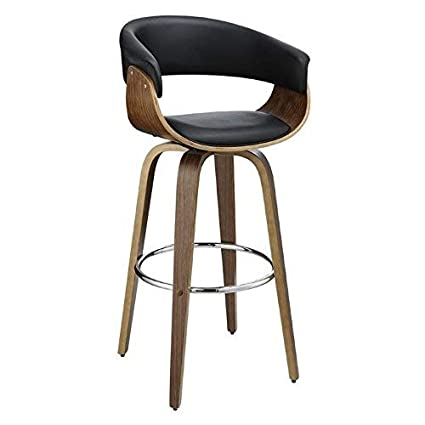 Tremendous Amazon Com Coaster 100205 Co Upholstered Bar Stool Black Gmtry Best Dining Table And Chair Ideas Images Gmtryco