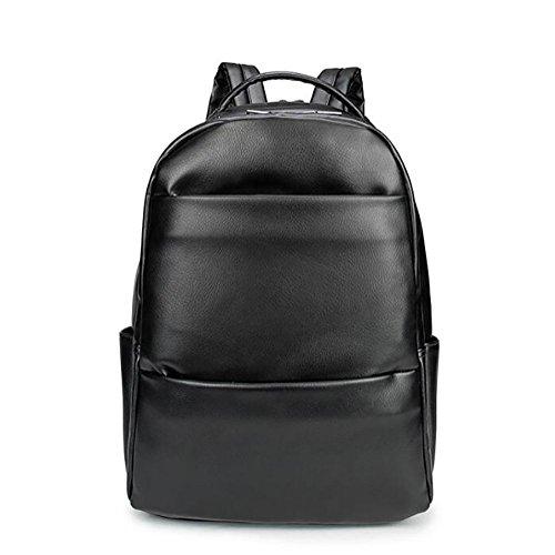 Mochilas bolsos de hombro hombres turismo al aire libre negro
