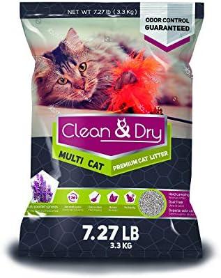 Arena Clean & Dry Super Premium 3.3Kg 2