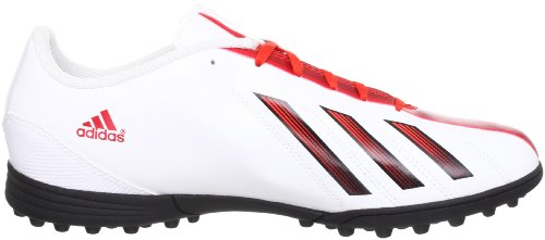 adidas Performance F5 TRX TF G65450 Botas Fútbol Hombre blanco - Weiß (RUNWHT/BLACK)